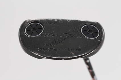 TaylorMade 2013 Ghost Tour Monte Carlo 12 Putter Steel Right Handed 35.0in