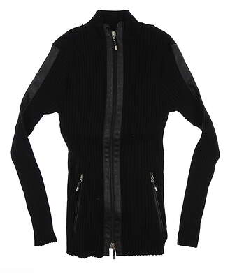 New Womens Jamie Sadock Jacket Small S Black MSRP $139 62715