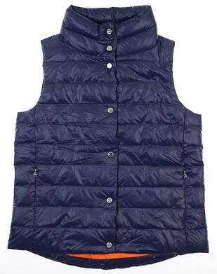 New Womens Ralph Lauren Vest Large L MSRP $198