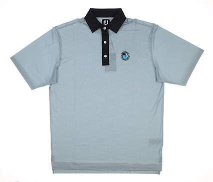 New W/ Logo Mens Footjoy Polo Small S Multi MSRP $85 25732