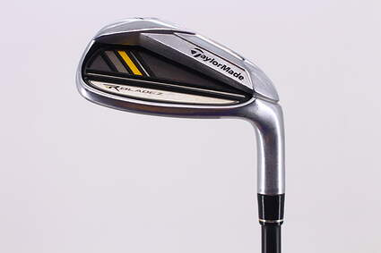 TaylorMade Rocketbladez Single Iron Pitching Wedge PW TM RocketFuel 65 Graphite Graphite Senior Right Handed 35.5in