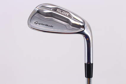 TaylorMade SLDR Single Iron Pitching Wedge PW FST KBS C-Taper 90 Steel Regular Right Handed 36.0in