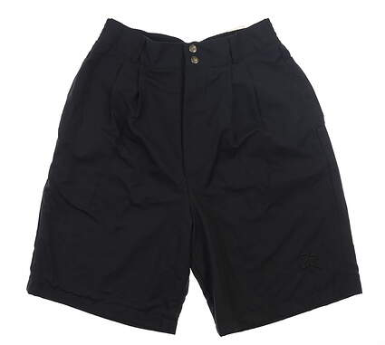 New Womens Zero Restriction Rain Shorts Medium M Black MSRP $150