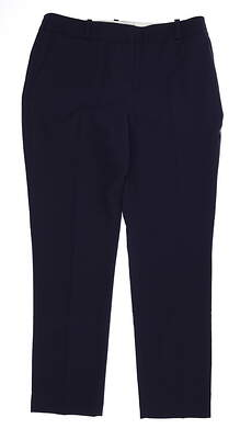 New Womens Fairway & Greene Lucy Pants 10 Eclipse MSRP $110 E12284