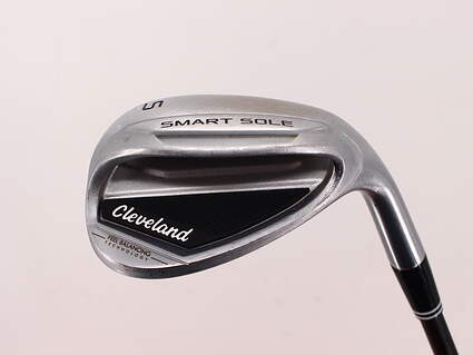 Cleveland Smart Sole Wedge Sand SW Stock Graphite Shaft Graphite Wedge Flex Right Handed 35.5in