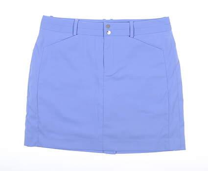 New Womens Ralph Lauren Skort 8 Purple MSRP $89