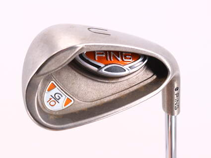 Ping G10 Wedge Gap GW Ping AWT Graphite Stiff Right Handed Black Dot 35.75in
