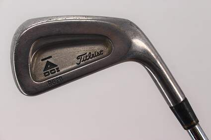 Titleist DCI 962 B Single Iron 3 Iron Stock Steel Shaft Stiff Right Handed 38.75in