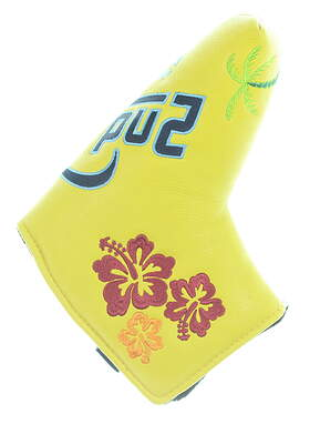 """2nd Swing Limited Putter Headcover """"Hawaii"""""""
