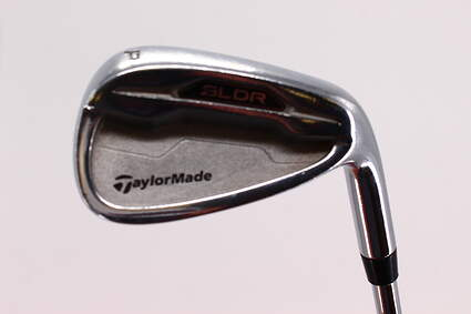 TaylorMade SLDR Single Iron Pitching Wedge PW True Temper XP 95 R300 Steel Regular Right Handed 35.5in