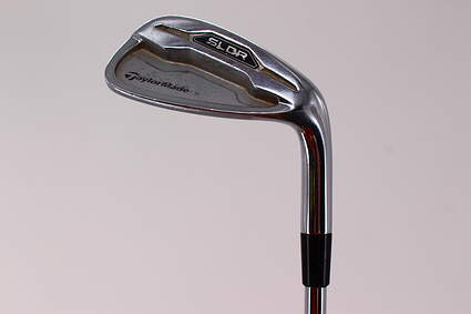 TaylorMade SLDR Wedge Gap AW 50° FST KBS TOUR C-Taper 90 Steel Regular Right Handed 35.75in
