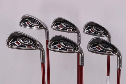 Ping G15 Iron Set 5-PW Ping TFC 149I Graphite Regular Right Handed Black Dot 38.0in