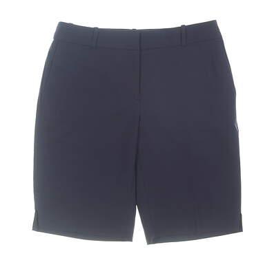 New Womens Fairway & Greene Millie Shorts 6 Eclipse MSRP $85 J32181