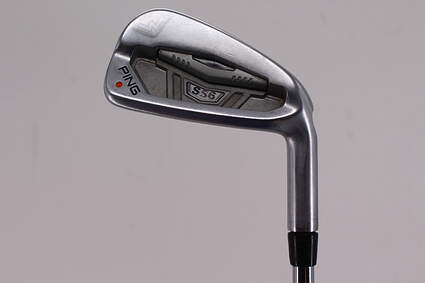 Ping S56 Single Iron 6 Iron True Temper Dynamic Gold X100 Steel X-Stiff Right Handed Orange Dot 37.5in