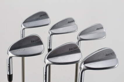 Ping i500 Iron Set 5-PW UST Recoil ES SMACWRAP Graphite Regular Left Handed Black Dot 38.25in