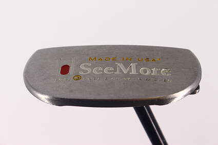 See More Precision TR Milled 3 Platinum Putter Steel Right Handed 34.0in
