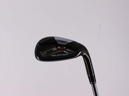 TaylorMade Burner 2.0 Single Iron Pitching Wedge PW TM Burner 2.0 85 Steel Regular Right Handed 36.0in