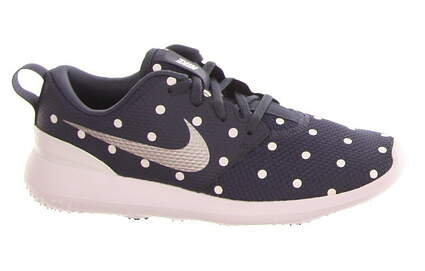 New Womens Golf Shoe Nike Roshe G Medium 6.5 Blue/White MSRP $80