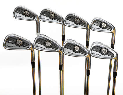 TaylorMade 2011 Tour Preferred MC Iron Set 3-PW True Temper Dynamic Gold S300 Steel Stiff Right Handed 37.75in