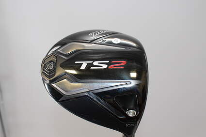Titleist TS2 Driver 10.5° Diamana D+ 70 Limited Edition Graphite Stiff Right Handed 45.5in