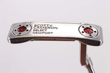 Titleist Scotty Cameron 2016 Select Newport Putter Steel Right Handed 32.0in
