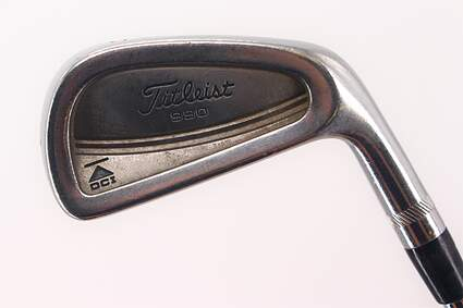 Titleist DCI 990 Single Iron 4 Iron Rifle 6.0 Steel Stiff Right Handed 38.5in