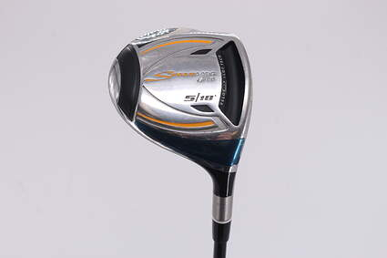 Adams Speedline F11 Titanium Fairway Wood 5 Wood 5W 18° Aldila VooDoo AVS5 Graphite Regular Right Handed 42.5in