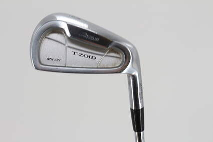Mizuno MX 20 Single Iron 6 Iron True Temper Dynalite Gold 300 Steel Stiff Right Handed 37.5in