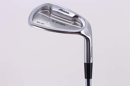 Mizuno MX 20 Single Iron Pitching Wedge PW True Temper Dynalite Gold 300 Steel Stiff Right Handed 35.5in