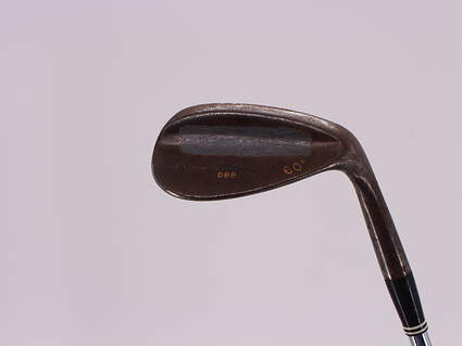 Tour Issue Cleveland 588 RTG Wedge Lob LW 60° True Temper Dynamic Gold S400 Steel Stiff Right Handed 35.0in