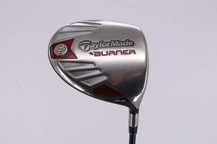 TaylorMade 2007 Burner 460 Driver 9.5° TM Reax Superfast 50 Graphite Stiff Right Handed 45.75in