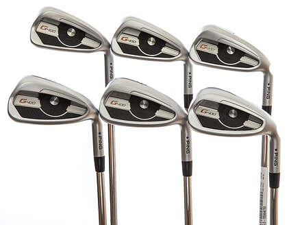Ping G400 Iron Set 5-PW FST KBS Tour Steel Regular Right Handed Blue Dot 38.25in