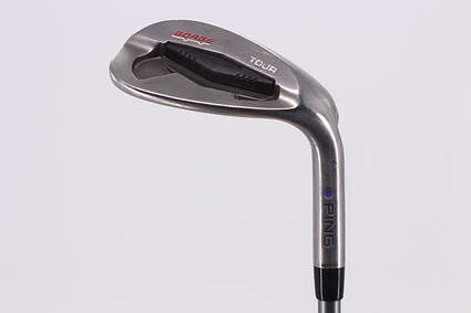 Ping Tour Gorge Wedge Lob LW 60° Standard Sole Ping TFC 419i Graphite Regular Right Handed Purple dot 34.25in