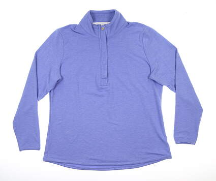 New Womens Fairway & Greene Kate Old School Sweatshirt X-Large Surfside MSRP $125 H12250