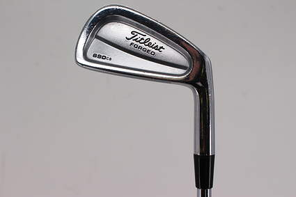 Titleist 690 CB Forged Single Iron 3 Iron Dynalite Gold SL Sensicore 300 Steel Regular Right Handed 39.25in