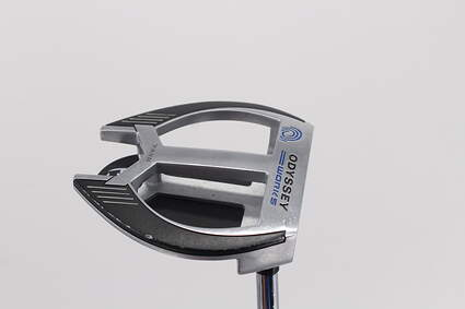 Odyssey Works Tank Cruiser 2-Ball Fang Putter Steel Right Handed 35.0in