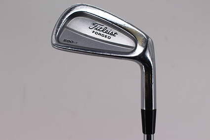 Titleist 690 CB Forged Single Iron 7 Iron Dynalite Gold SL Sensicore 300 Steel Regular Right Handed 37.25in