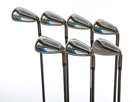 TaylorMade Speedblade Iron Set 5-GW TM Velox-T Graphite Graphite Ladies Right Handed 37.5in