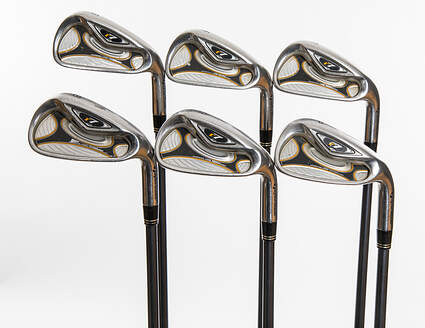 TaylorMade R7 Iron Set 5-PW TM Reax 65 Graphite Regular Right Handed 38.25in