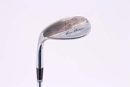 TOUR ISSUE Cleveland 588 Chrome Wedge 60° Steel Left Handed 35in.