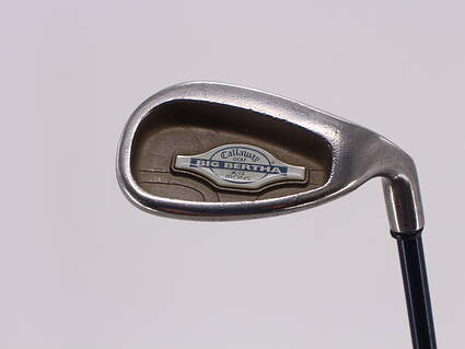 Callaway X-12 Wedge Sand SW Callaway RCH 99 Graphite Senior Right Handed 35.5in