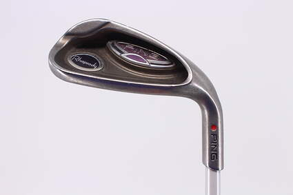 Ping Rhapsody Wedge Sand SW Ping ULT 129I Ladies Graphite Ladies Right Handed Red dot 34.75in