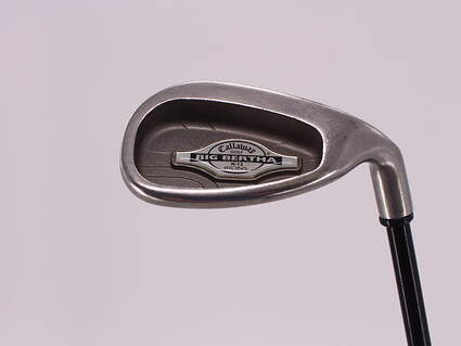 Callaway X-12 Wedge Sand SW Stock Graphite Shaft Senior Right Handed 35.25in