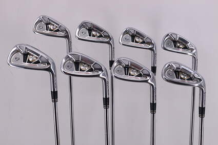 TaylorMade 2009 Tour Preferred Iron Set 3-PW True Temper Dynamic Gold S300 Steel Stiff Right Handed 38.0in