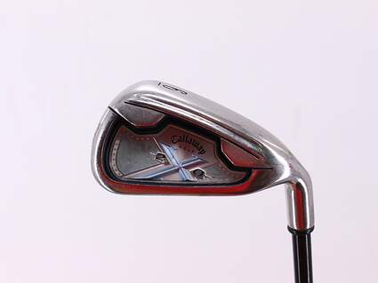 Callaway X-20 Single Iron 6 Iron 30° Callaway X-20 Graphite 45G Ladies Right Handed 37.0in