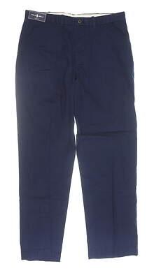 New Mens Ralph Lauren Links Fit Pants 34 x32 Navy Blue MSRP $80