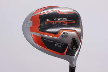 Cobra AMP Driver 9.5° Project X PXv Graphite Stiff Right Handed 45.5in