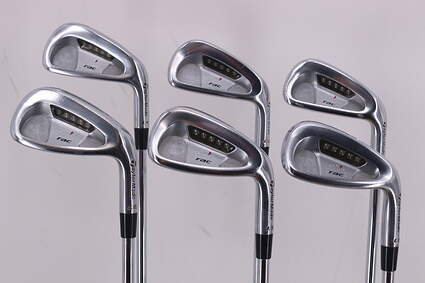 TaylorMade Rac LT Iron Set 5-PW Project X Flighted 5.0 Steel Regular Right Handed 38.0in