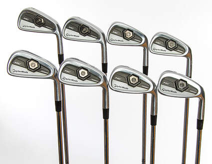 TaylorMade 2011 Tour Preferred MC Iron Set 3-PW True Temper Dynamic Gold S300 Steel Stiff Right Handed 38.5in