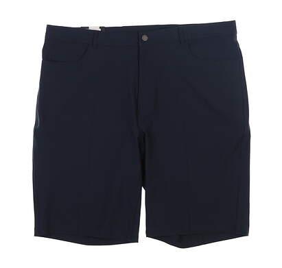 New Mens Dunning Golf Shorts 40 Navy Blue MSRP $85